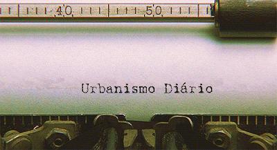 Urbanismo Máquina de Escrever