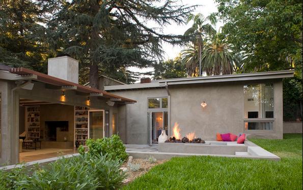 Fachadas casas modernas fachadas de casas bonitas de una for Fachadas para casas pequenas de una planta