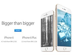 Thumbnail image for Harga iPhone & Produk Apple Selepas GST