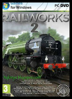 Rail Works 2 PC