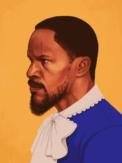 Django by Mike Mitchell