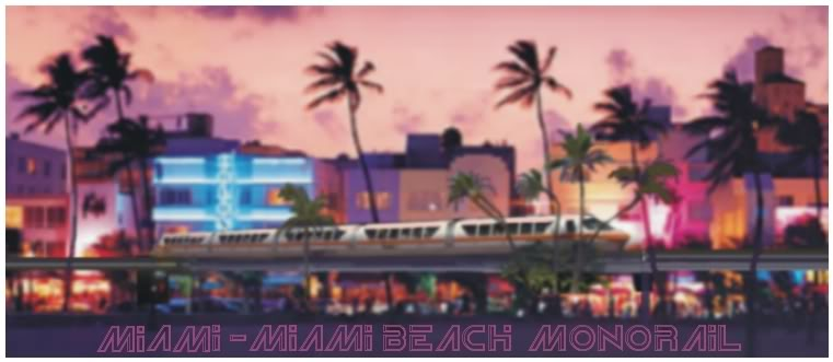 Miami/Miami Beach Monorail