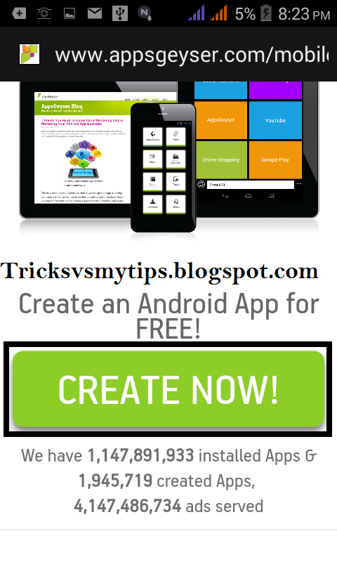 How To Create Your Own Android Apps New 2016 Tricks Vs My Tips