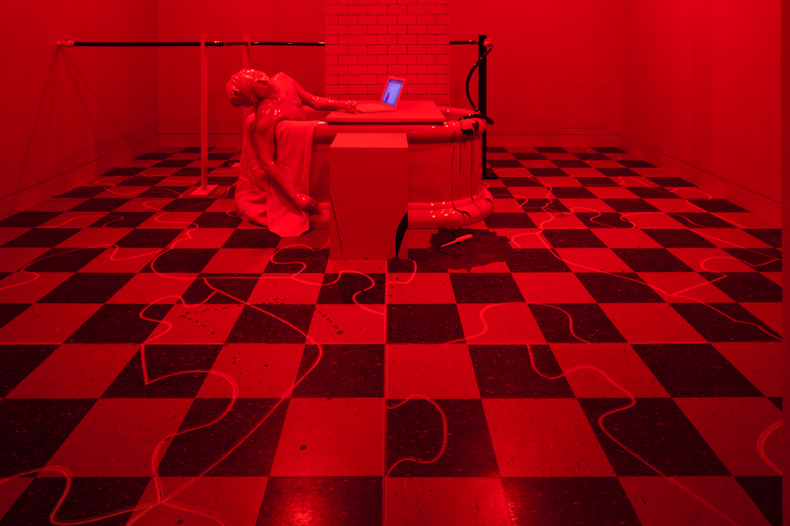 Neon Room Paint