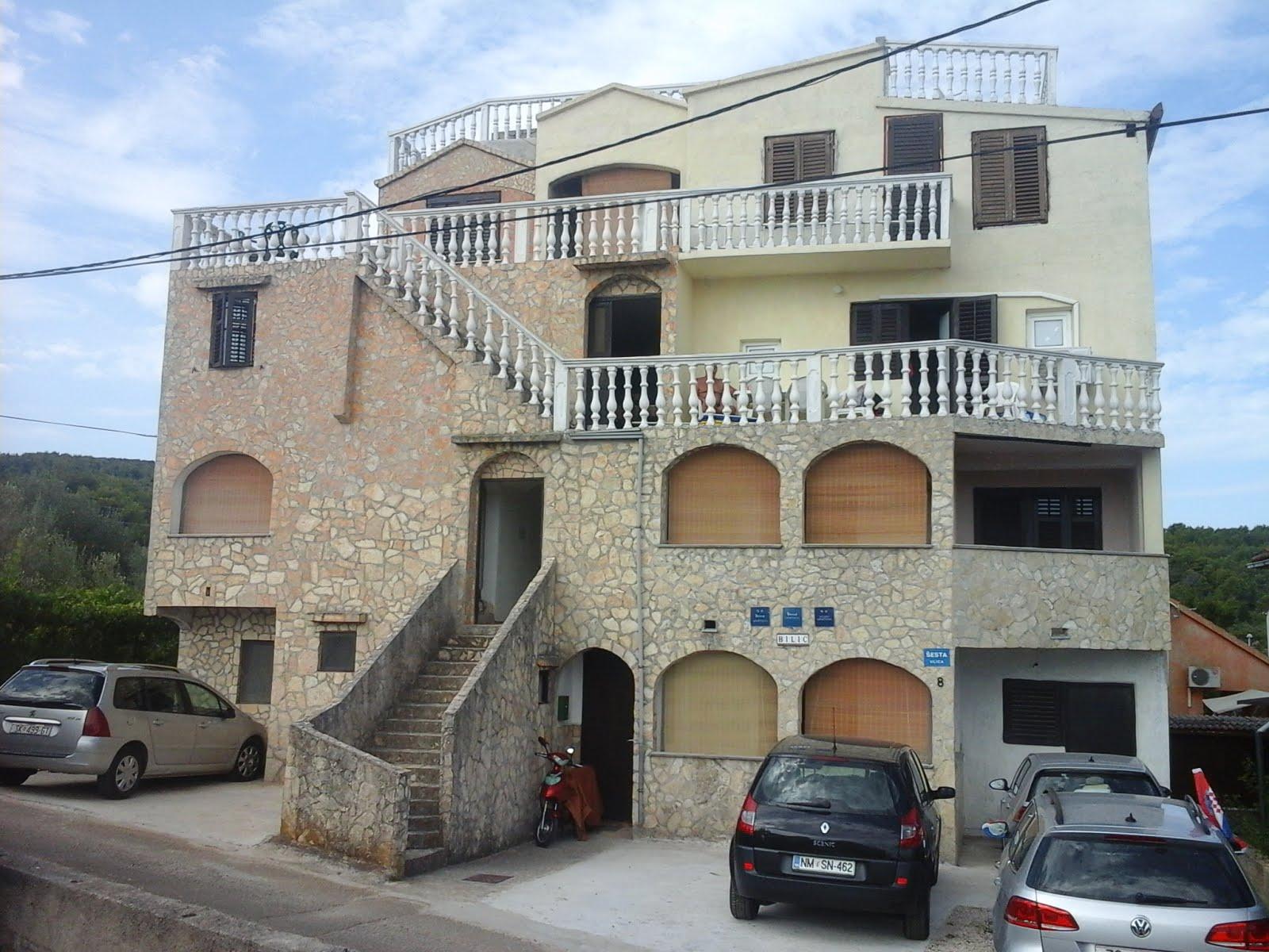 Ždrelac, otok Pašman,Zadar, Dalmacija, Hrvatska