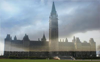 Parliament Hill, Ottawa, Canada, marijuana smoke