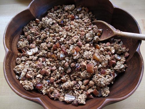 7 year granola