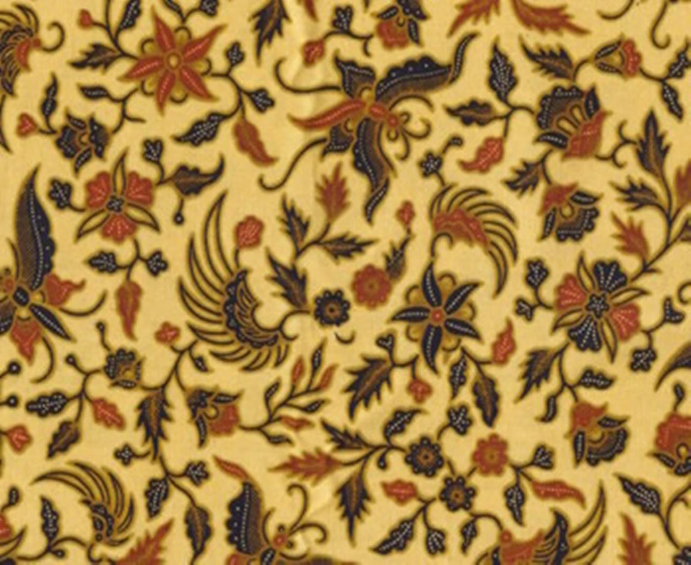 Batik Warisan Indonesia :): Motif Batik Berdasarkan daerah Asal