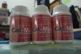Calcium Plus Magnesium แคลเซียม พลัส แมกนีเซียม