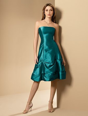 Bridesmaid Dress Selection