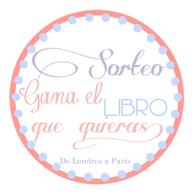 Concurso blog De Londres a París