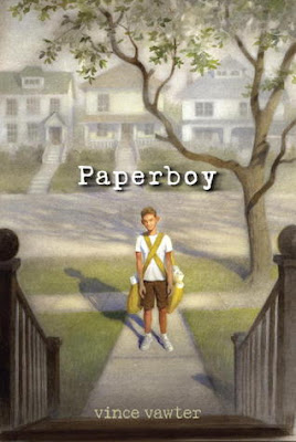 Randomly Reading: Paperboy by Vince Vawter