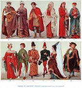 A Moda na Era MedievalParte 2: Anos 1200 a 1350 (Early Gothic)