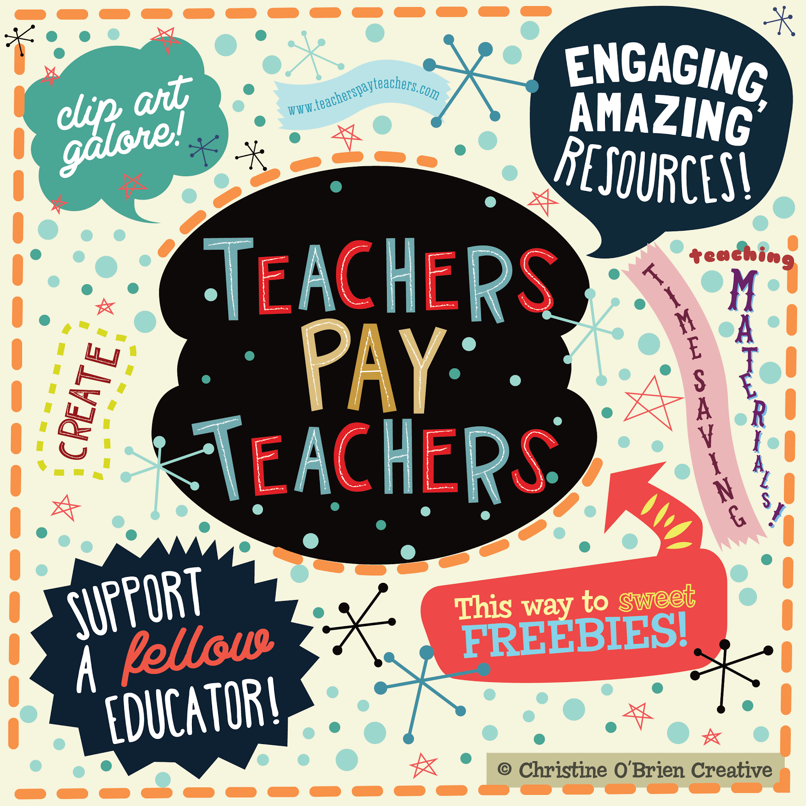 VISIT TEACHERS PAY TEACHERS