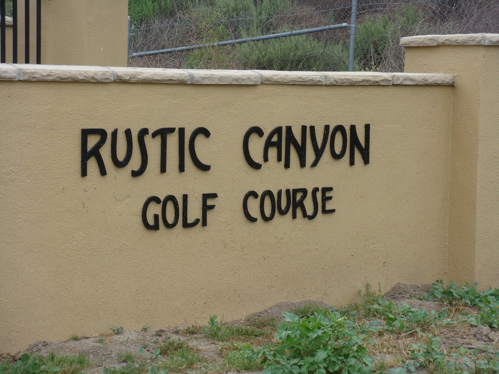 SkyGolf Blog Golf Courses Around The World Rustic Canyon