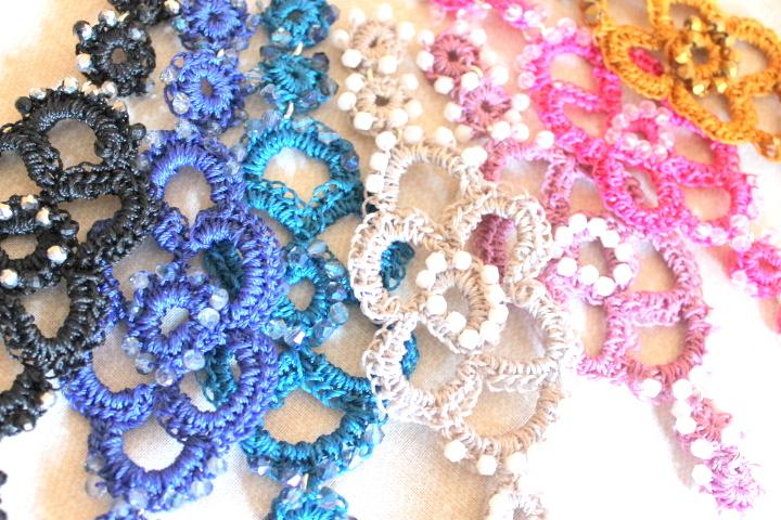 Tasty Bijoux Outfit Di Primavera Orrecchini E Bracciali Handmade