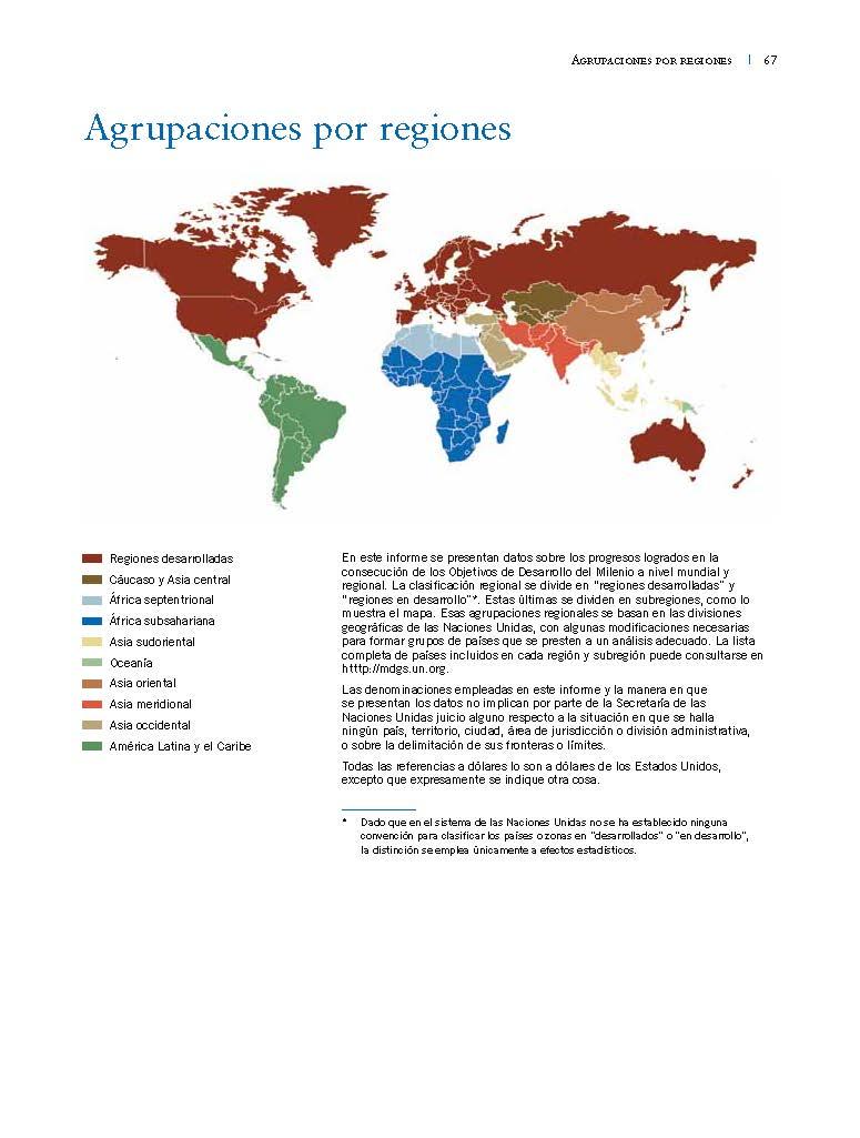 Objetivos Del Milenio Wikipedia