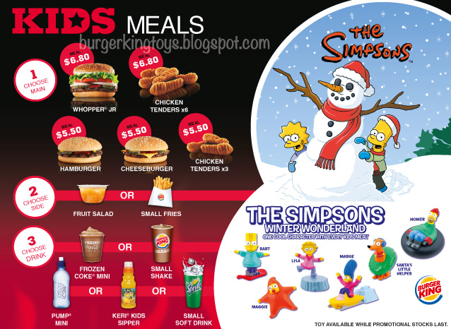 Kids Meal Toys Collect...