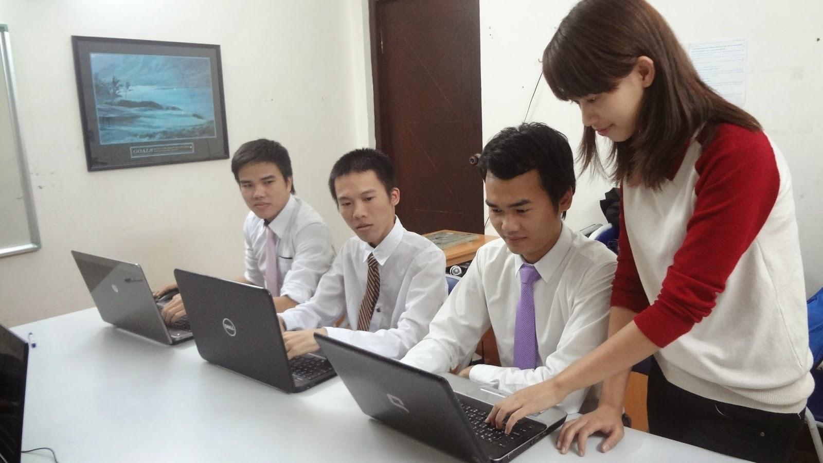 Học tin văn phòng cơ bản & nâng cao ở hà nội địa chỉ uy tín và được các phụ huynh tin tưởng