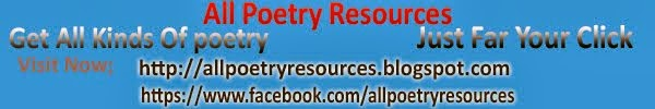 All Poetry Resources