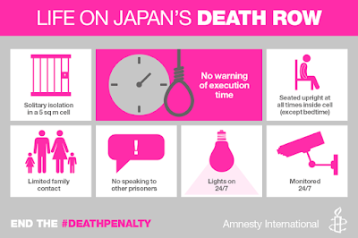 AI: Life on Japan's Death Row: Barbaric, cruel and medieval