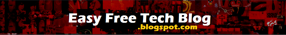 Easy Free Tech Blog