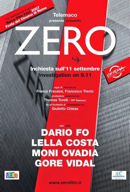 Zero. Inchiesta sull'11 settembre