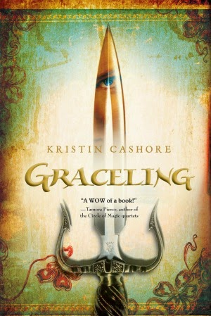 Review of Graceling by Kristin Cashore  |  Brass Knuckle Book Reviews