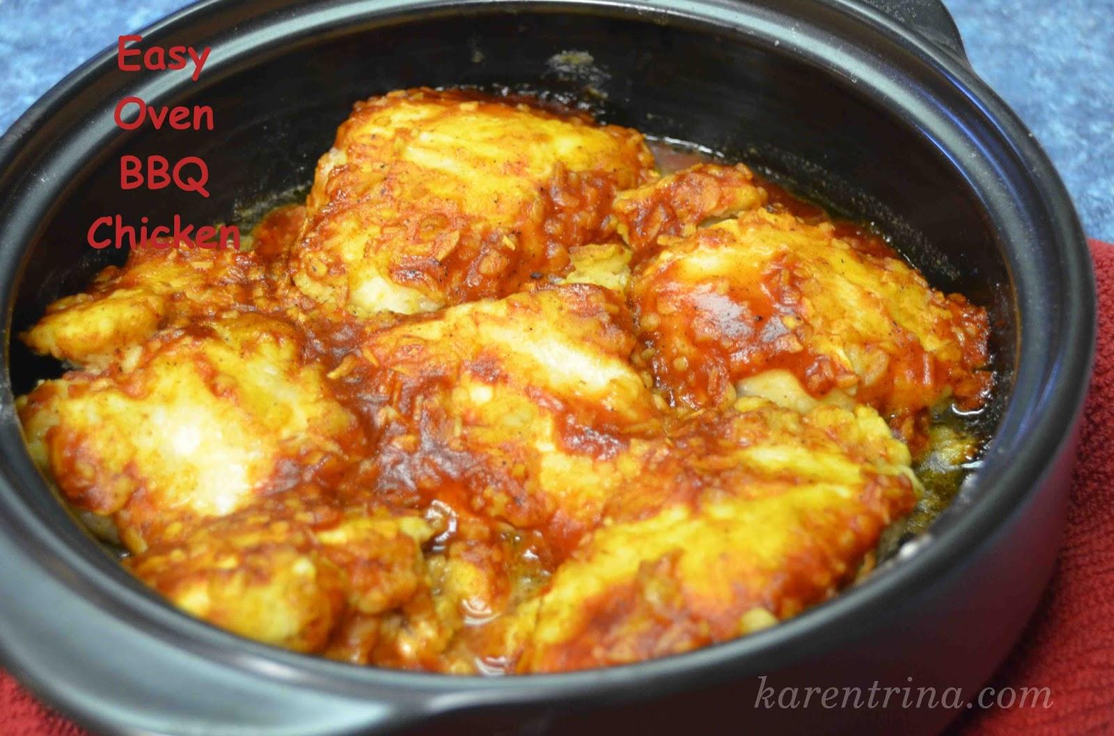 bbq chicken, baked chicken