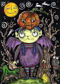 Halloween Boy!