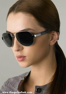 نظارة+شمس كيف تختار نظارتك الشمسية الصحية