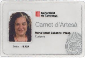Carnet d'Artesà