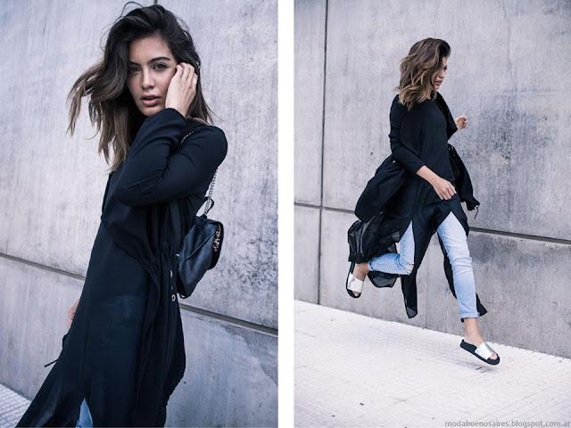 Ropa de moda otoño invierno 2016 Kosiuko,