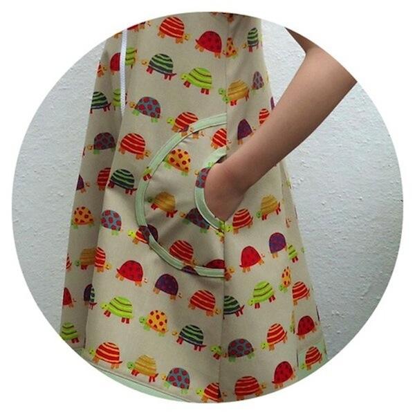 Zip-It dress pockets