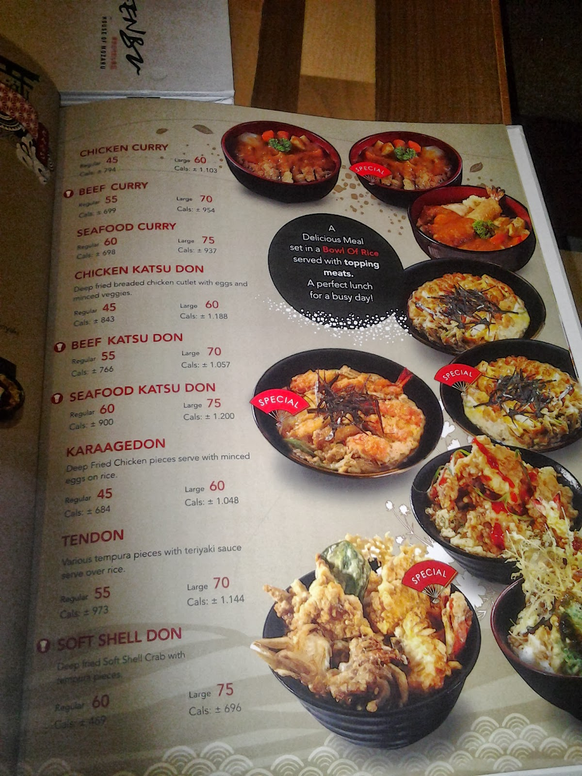 Zenbu Japanese Restaurant Surabaya