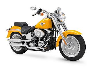 2011 Harley-Davidson Peace Officer Fat Boy