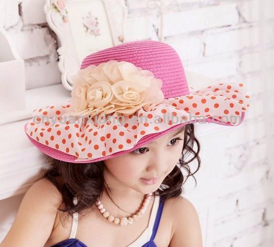 Sombreros, Niñas, Protección Solar