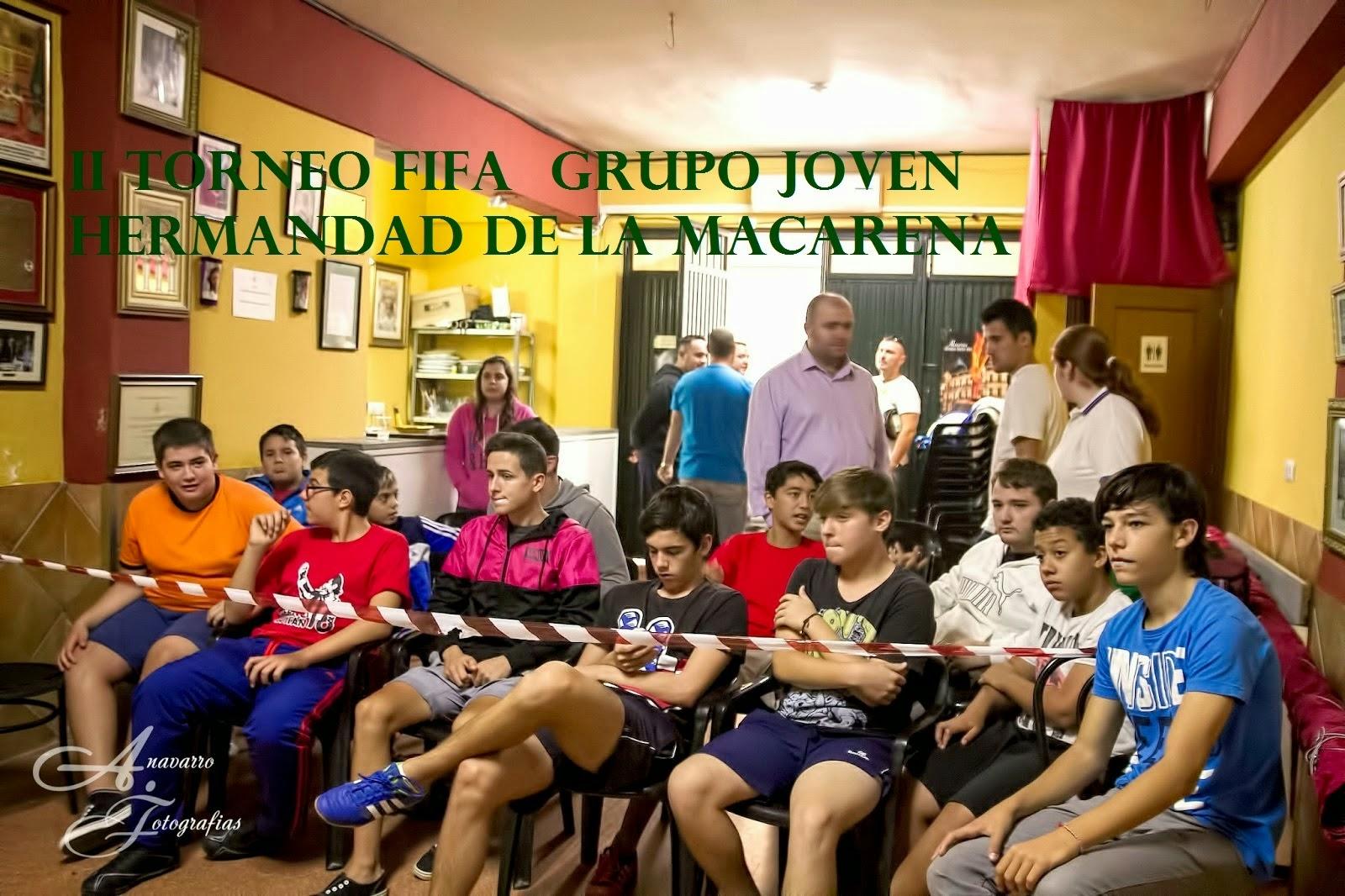 II TORNEO FIFA 14