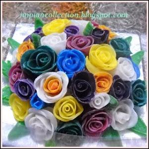 GUBAHAN AGAR2 ROSE ~ RM100/S.Box