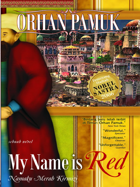 Download Novel Gratis My Name Is Red – Orhan Pamuk