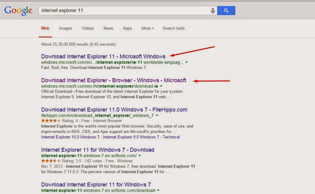 Internet Explorer-11