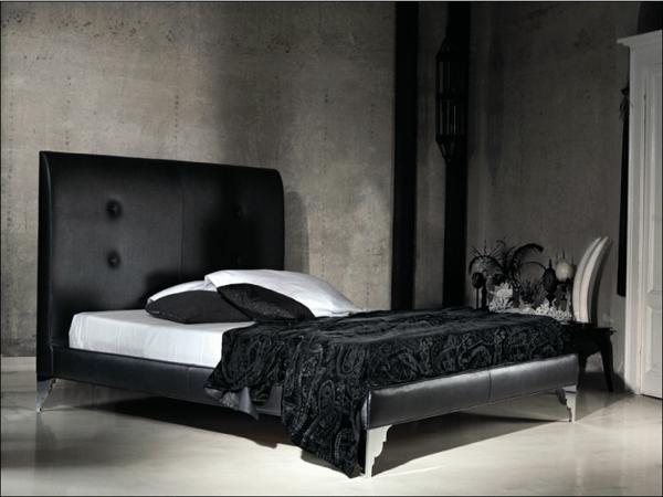 habitaciones con estilo fotos de dormitorios blanco y negro