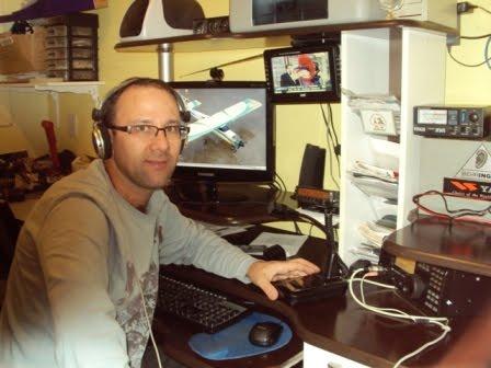 PP5MF Marcos Fabio com seu IC-718