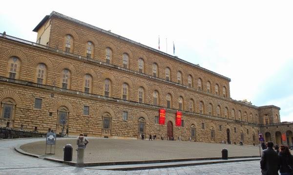 Florencja Palazzo Pitti