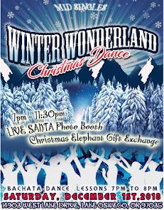 Winter Wonderland Dance Party