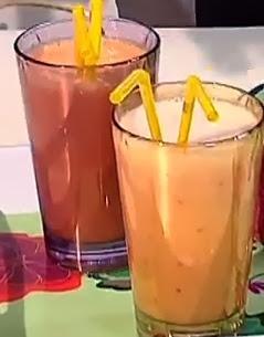 Como hacer un licuado de Zanahoria y Piña