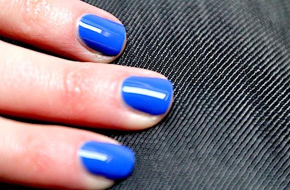 YSL vernis la laque couture 18bleu majorelle