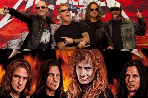Metallica featuring Megadeth