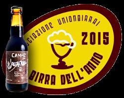 La Camoz Birra Dell'Anno 2015