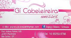 GÍ CABELEREIRA - S.CARLOS/SP